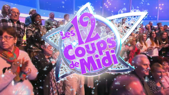Les 12 coups de no l magic dice productions - Tf1 replay jeux les 12 coups de midi ...